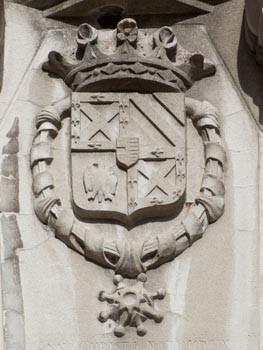 Armoiries de la ville de saint chamond d partement de la loire - Piscine saint chamond ...