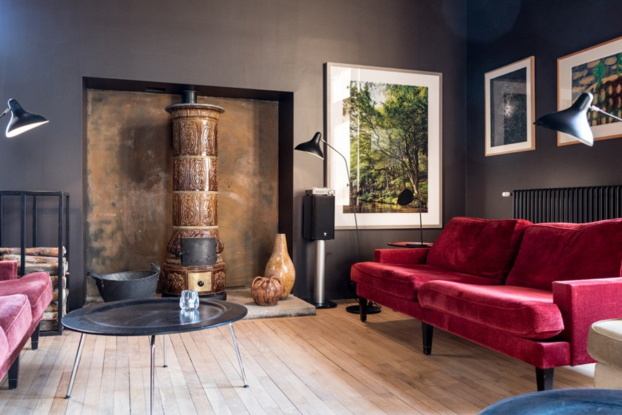 la nouvelle maison troisgros ouches d partement de la loire. Black Bedroom Furniture Sets. Home Design Ideas