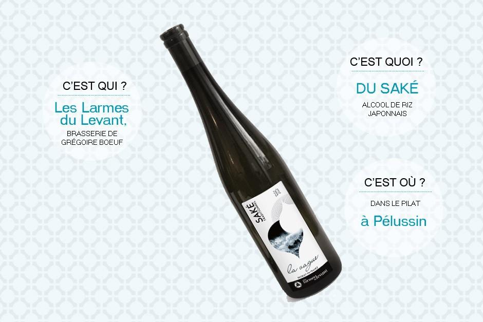 7ee0f358f3 Le premier saké produit en France - Département de la Loire