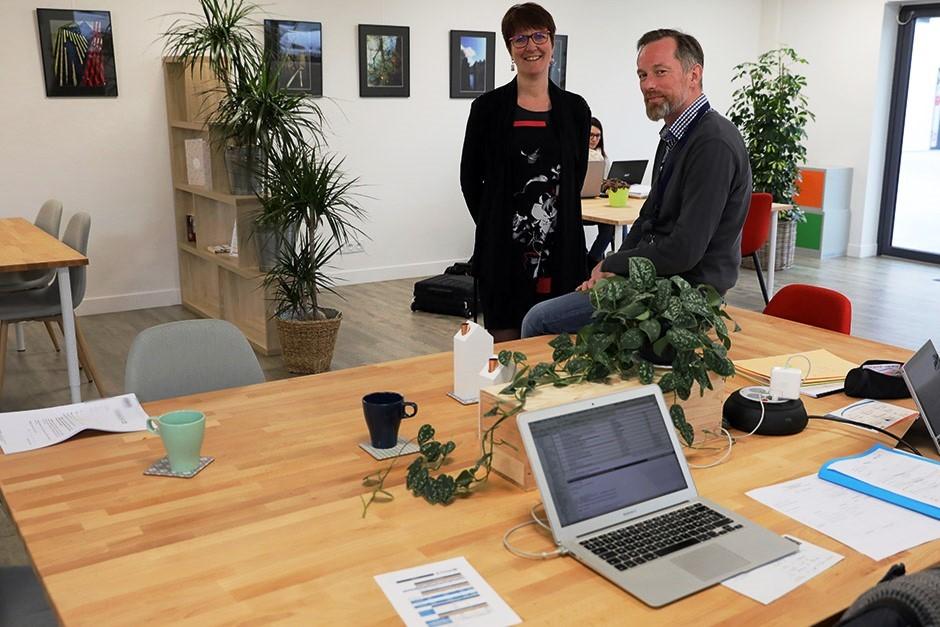 Bureaux partagés l espace de travail réinventé à vernier