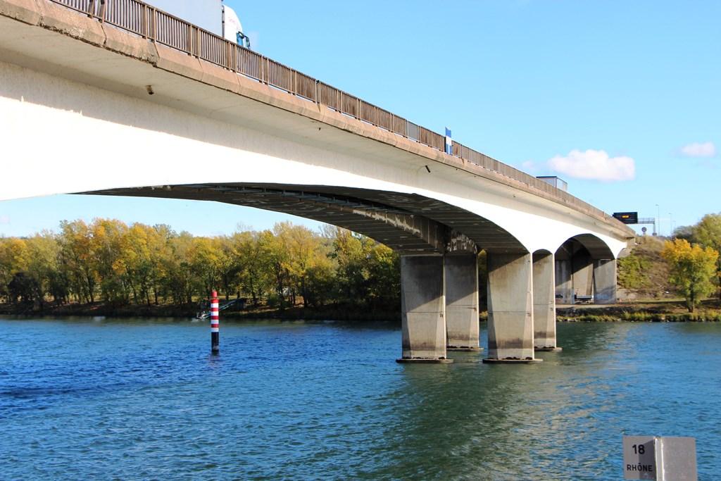 Quatre mois de travaux sur le pont de Givors à partir du 30 mai