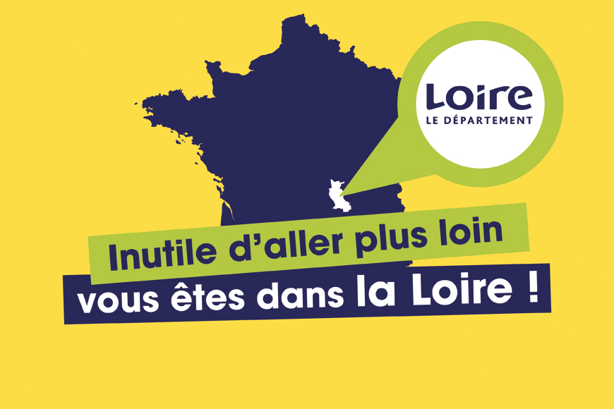 Le Département de la Loire, acteur majeur du Tour de France