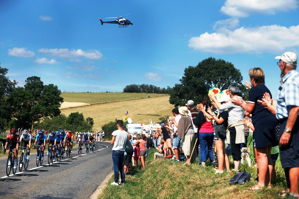 Effervescence dans la Loire pour le Tour de France