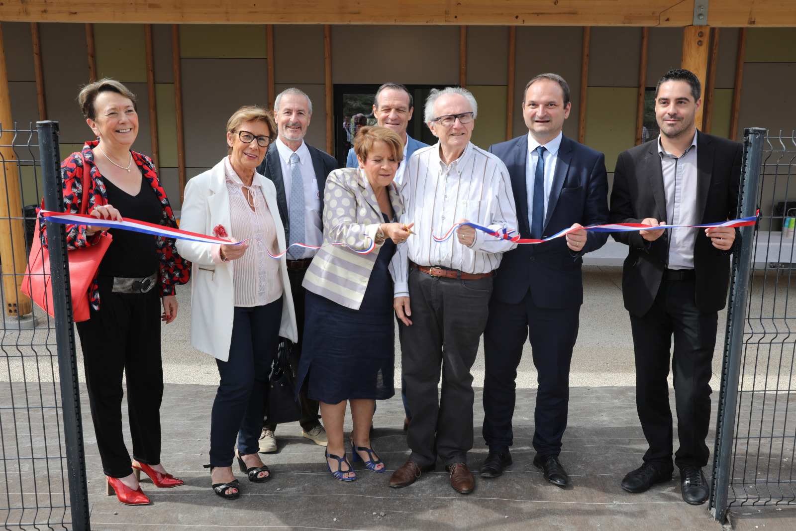 Les nouveaux bâtiments du CDAT inaugurés