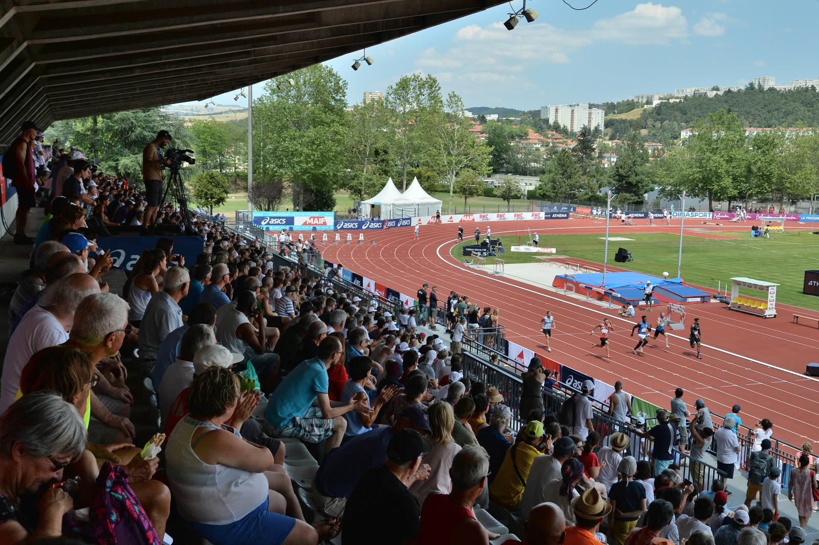 Top départ pour les championnats de France élite d'athlétisme