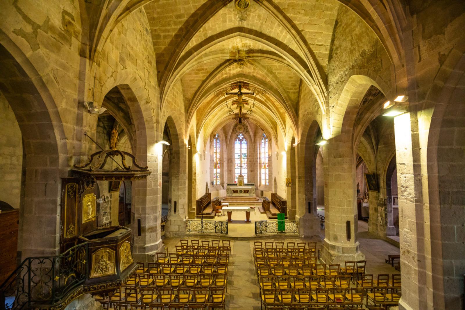 Festival de La Chaise-Dieu : prélude dans la Loire