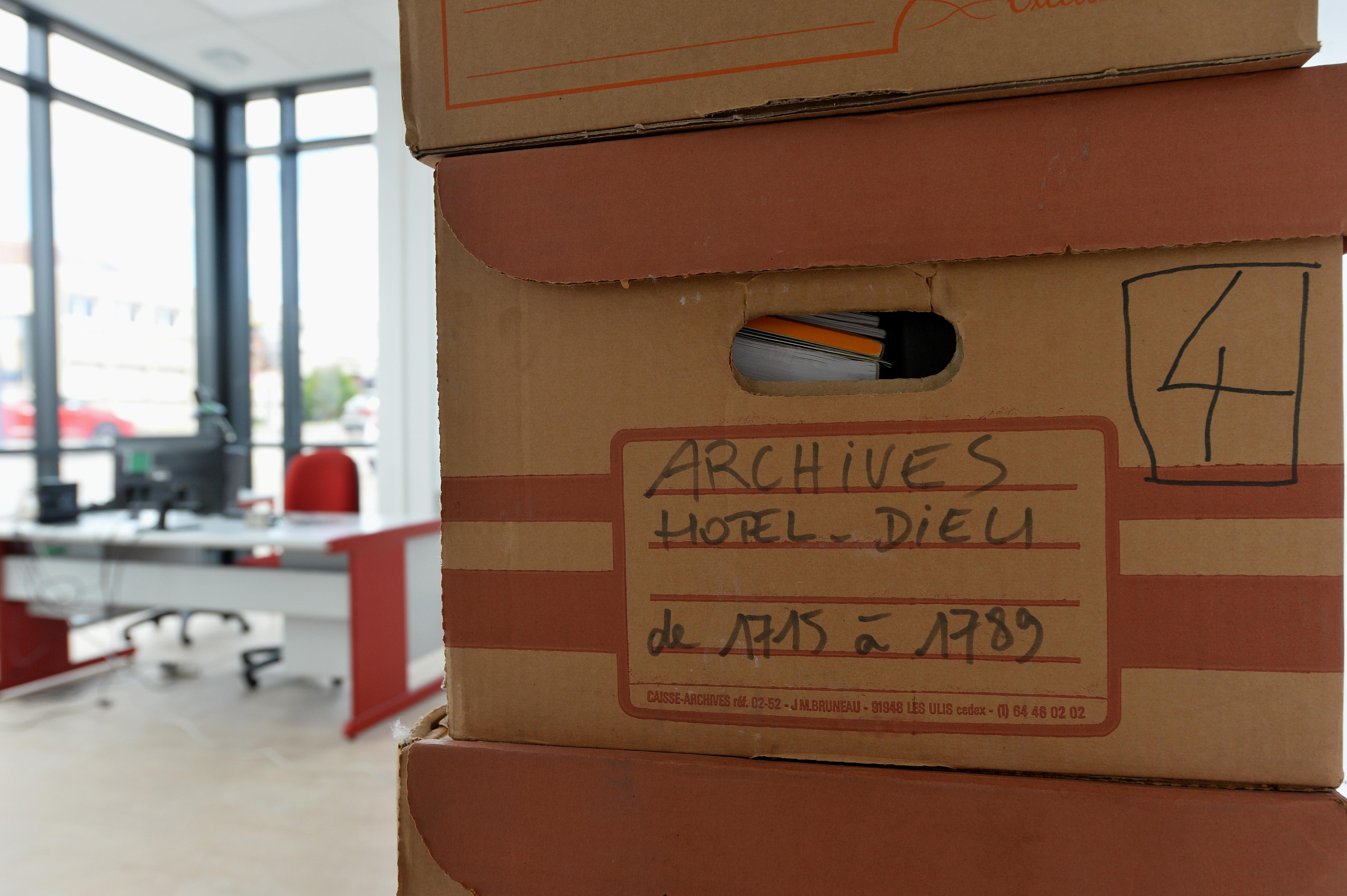 Un nouvel écrin pour les Archives départementales de la Loire