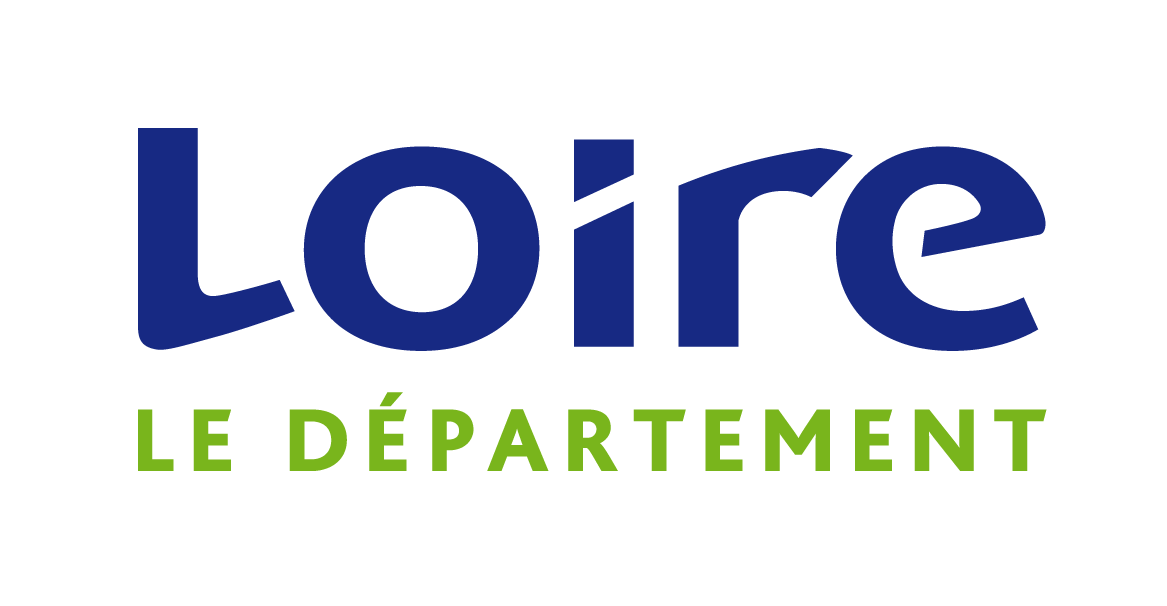 Logo et charte du Département de la Loire - Département de la Loire